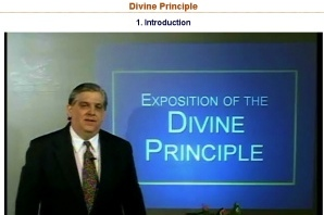 Divine Principle 1.Introduction
